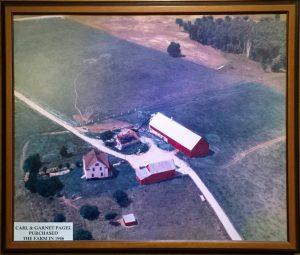 Pagel's Ponderosa Dairy c.1946
