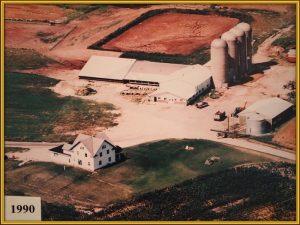 Pagel's Ponderosa Dairy c.1990