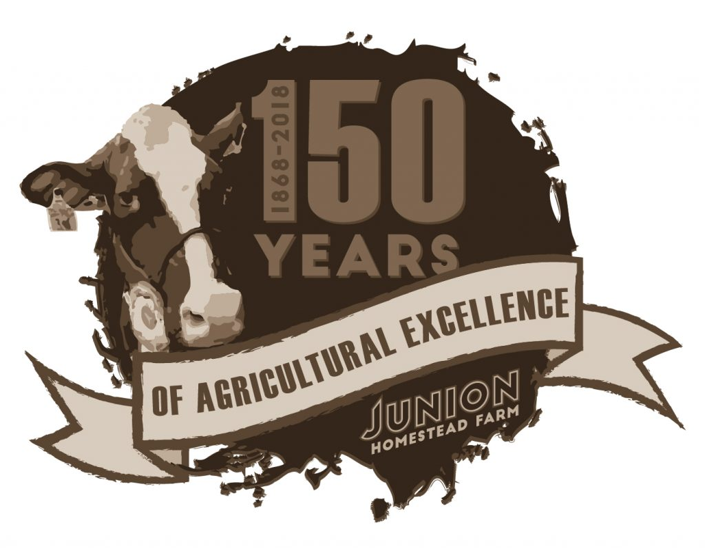 Junion Homestead Farm celebrates 150 years in 2018!