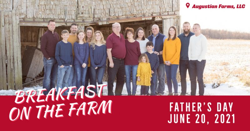 Family Story – 2021 Hosts: Augustian Farms